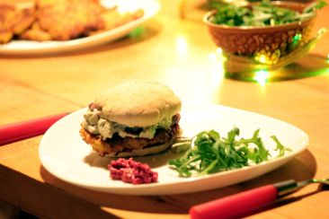 Hamburger Edebo   © Christine Riel