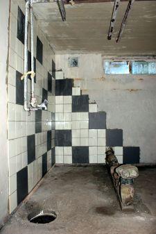 Begehbare Dusche | © Christine Riel